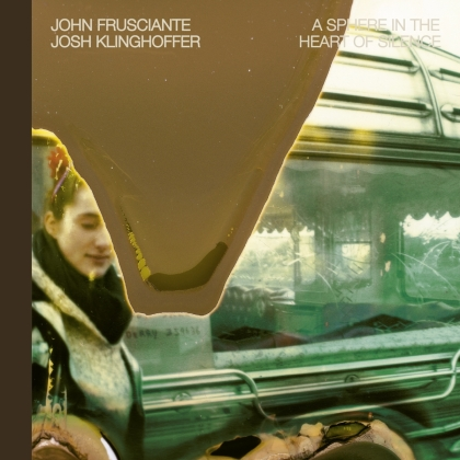 John Frusciante & Josh Klinghoffer - A Sphere In The Heart Of Silence (2021 Reissue, Music On CD)