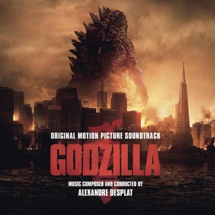 Godzilla - OST (Music On CD, 2021 Reissue)