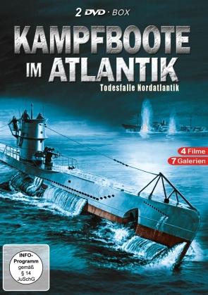 Kampfboote im Atlantik (2 DVDs)
