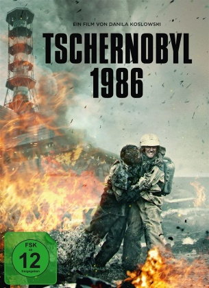 Tschernobyl 1986 (2021) (Limited Collector's Edition, Mediabook, Blu-ray + DVD)