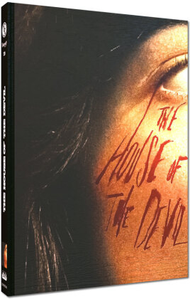 The House of the Devil (2009) (Cover A, Limited Edition, Mediabook, Blu-ray + DVD)
