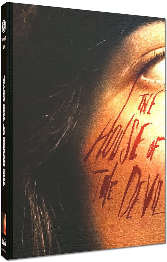 The House of the Devil (2009) (Cover A, Edizione Limitata, Mediabook, Blu-ray + DVD)