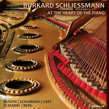 Ferruccio Busoni (1866-1924), Johann Sebastian Bach (1685-1750), Robert Schumann (1810-1856), Franz Liszt (1811-1886), Alexander Scriabin (1872-1915), … - At The Heart Of The Piano (3 CDs)