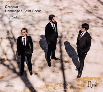 Trio Zadig & Jean-Philippe Rameau (1683-1764) - Orpheus