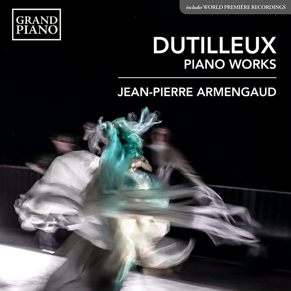 Henri Dutilleux (1916-2013) & Jean-Pierre Armengaud - Piano Works