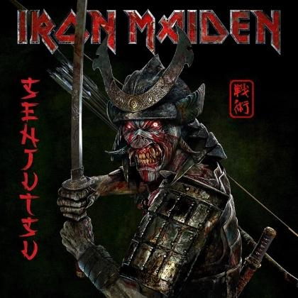 Iron Maiden - Senjutsu (Digipack, 2 CD)