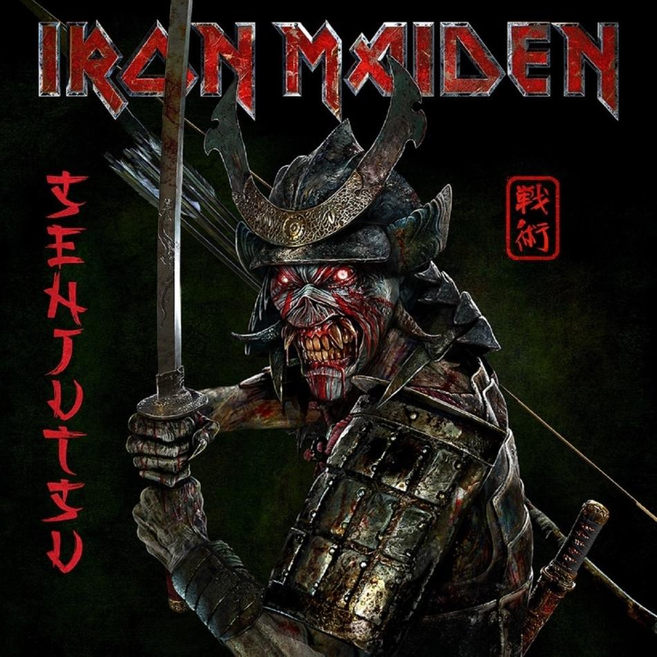 Iron Maiden - Senjutsu (Digipack, 2 CDs)