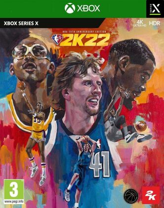 NBA 2K22 - (Legend Edition)