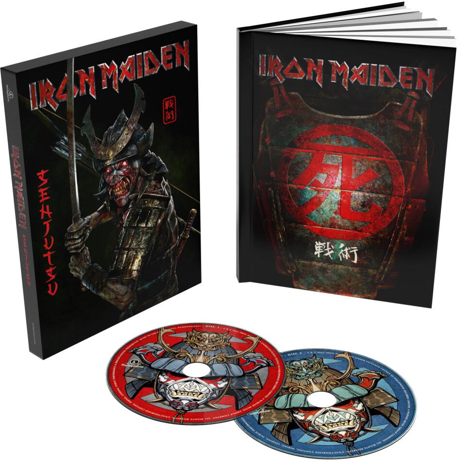 Iron Maiden - Senjutsu (Deluxe Edition, Limited Edition, 2 CDs)