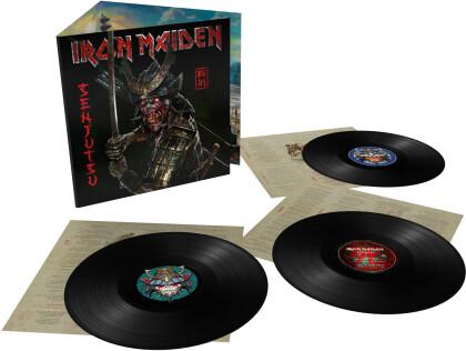 Iron Maiden - Senjutsu (3 LPs)