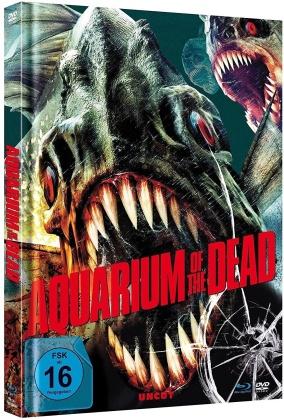 Aquarium of the Dead (2021) (Édition Limitée, Mediabook, Uncut, Blu-ray + DVD)