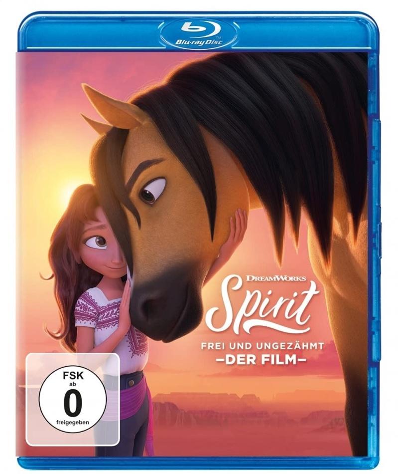 Spirit - Frei Und Ungezähmt (2021)