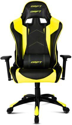 Drift DR300 Gaming Chair - yellow