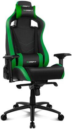 Drift DR500 Gaming Chair - green
