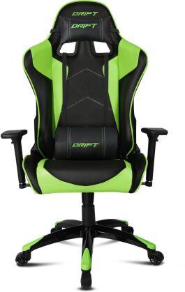 Drift DR300 Gaming Chair - green