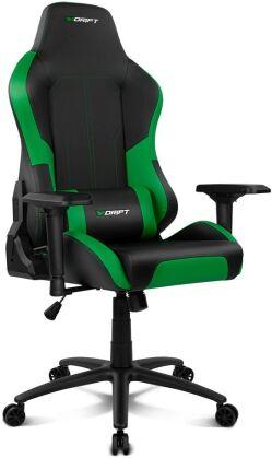Drift DR250 Gaming Chair - green