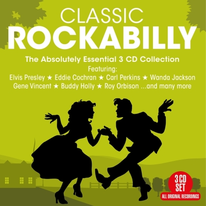 Classic Rockabilly (3 CDs)