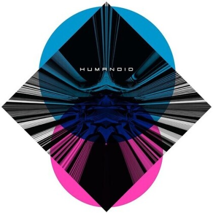 """Humanoid - 7 Songs (Colored, 2 10"""" Maxis)"""