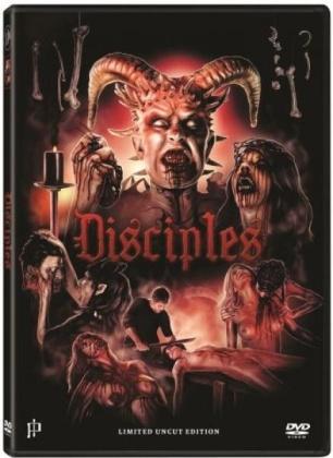 Disciples (2014) (Edizione Limitata, Uncut)