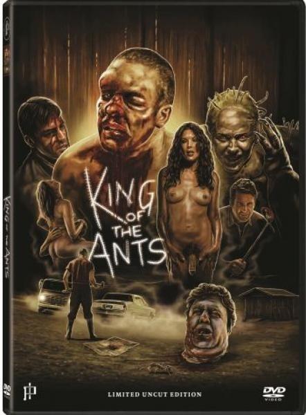 King of the Ants (2003) (Edizione Limitata, Uncut)