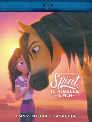 Spirit - Il ribelle (2021)