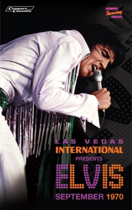 Elvis Presley - Las Vegas International Presents Elvis - September 1970