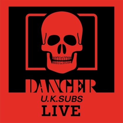 U.K. Subs - Danger - The Chaos Tapes