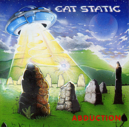 Eat Static - Abduction (2021 Reissue, 3 CDs)