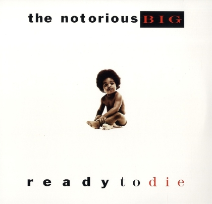 Notorious B.I.G. - Ready To Die (2021 Reissue, WEA UK, 2 LPs)