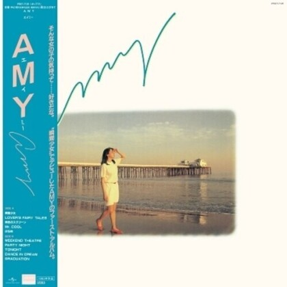 AMY - --- (LP)