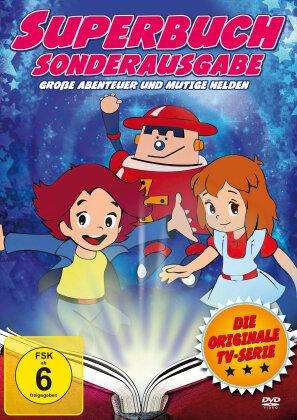 Superbuch - Grosse Abenteuer und mutige Helden (Sonderausgabe)