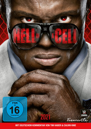 WWE: Hell In A Cell 2021 (2 DVDs)