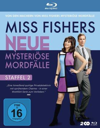 Miss Fishers neue mysteriöse Mordfälle - Staffel 2 (2 Blu-rays)