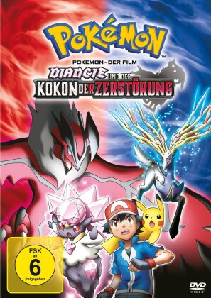 Pokémon – Der Film - Diancie und der Kokon der Zerstörung (2014) (Neuauflage)