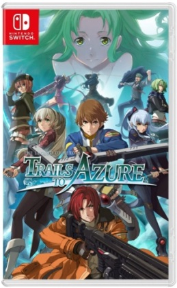 Legend Of Heroes - Trails To Azure