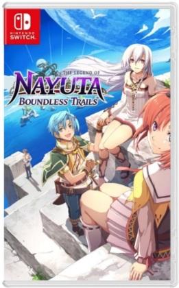 Legend Of Nayuta - Boundless Trails