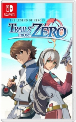 Legend Of Heroes - Trails From Zero