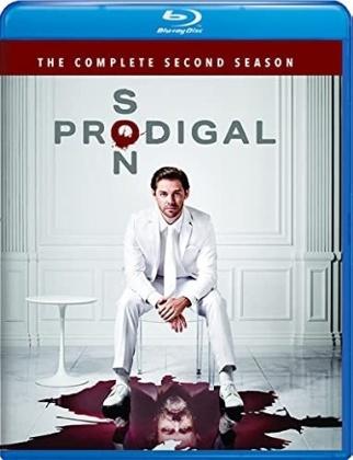Prodigal Son - Season 2 (4 Blu-rays)