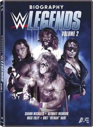WWE: Biography - Legends - Vol. 2 (2 DVDs)