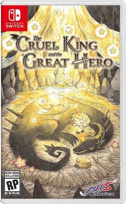 Cruel King And Great Hero - Storybook Edition