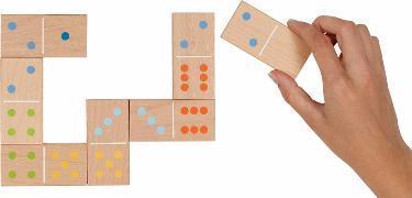 XXL Domino 28 Teile - Holz