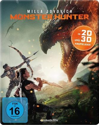 Monster Hunter (2020) (Limited Edition, Steelbook)