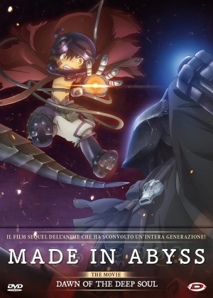 Made in Abyss - The Movie - Dawn of the deep soul (2020) (First Press Limited Edition)