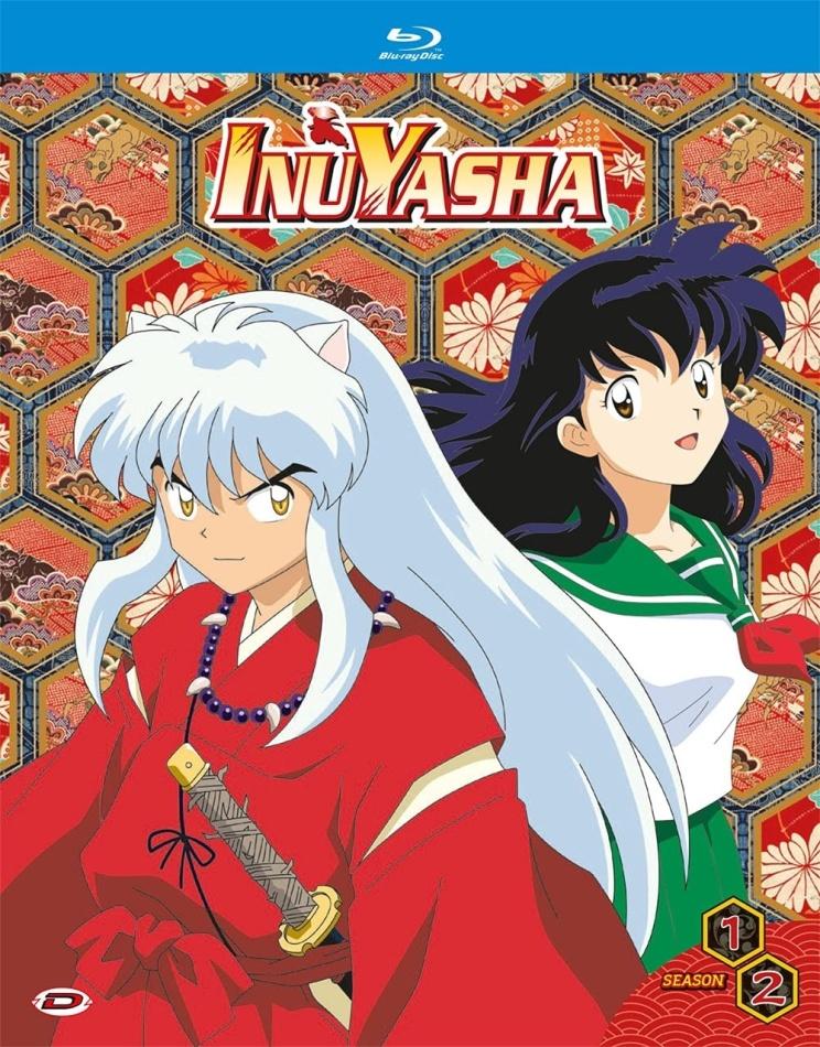 Inuyasha - Stagione 1 + 2 (6 Blu-rays)