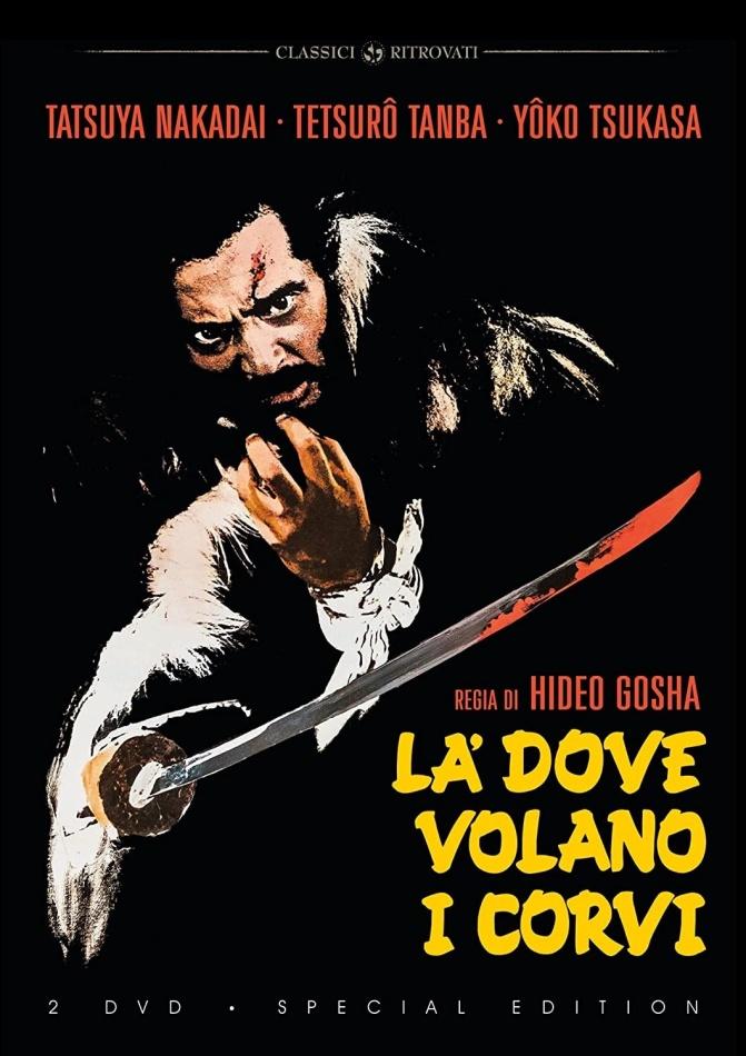 Là dove volano i corvi (1969) (Classici Ritrovati, Special Edition, 2 DVDs)