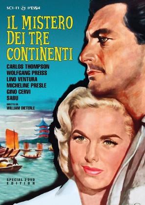 Il mistero dei tre continenti (1960) (Sci-Fi d'Essai, Special Edition, 2 DVDs)