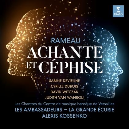 Alexis Kossenko, Sabine Devieilhe & Les Ambassadeurs - Achante et Céphise (2 CDs)