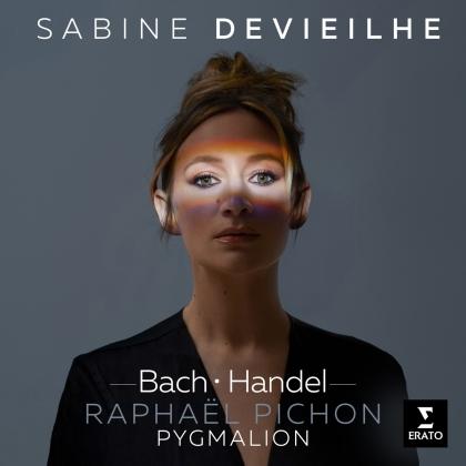 Pygmalion, Johann Sebastian Bach (1685-1750), Georg Friedrich Händel (1685-1759), Raphael Pichon & Sabine Devieilhe - Bach, Händel