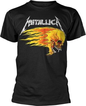 Metallica - Flaming Skull Tour '94