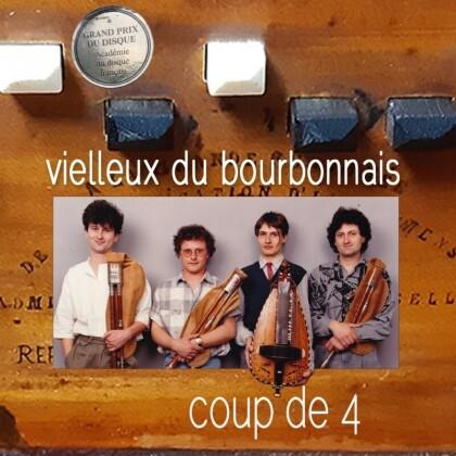 Les Vielleux Du Bourbonnais - Coup De 4